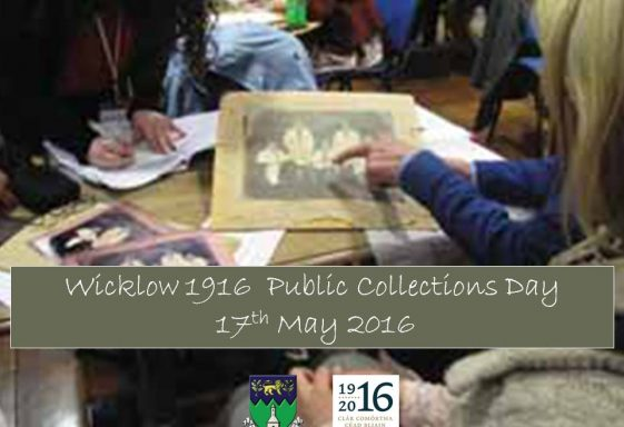 WICKLOW LIFE COLLECTIONS 1916