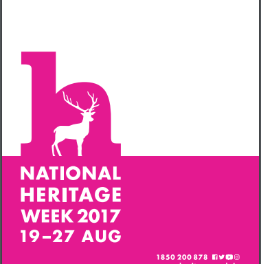 Wicklow Heritage Week 2017