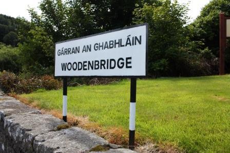 Garran an Ghabhlain - meaning Garden of the river fork   PURE Mile
