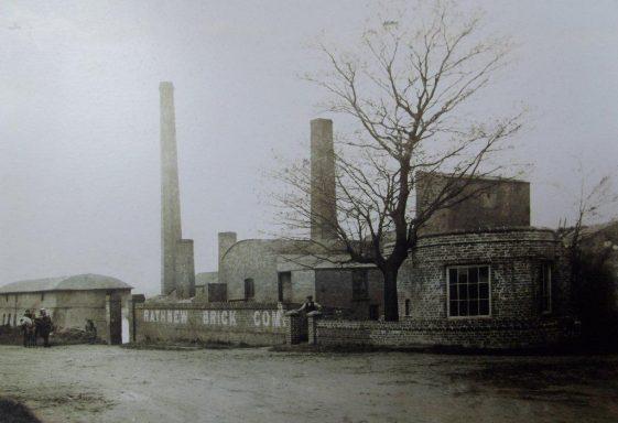 The Rathnew Brickworks