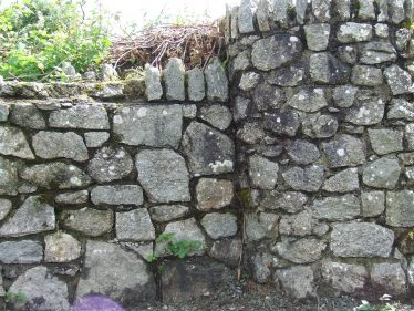 Stone Wall   PURE Mile