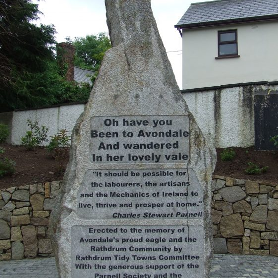 Quotes in Stone | Rathdrum Tidy Towns