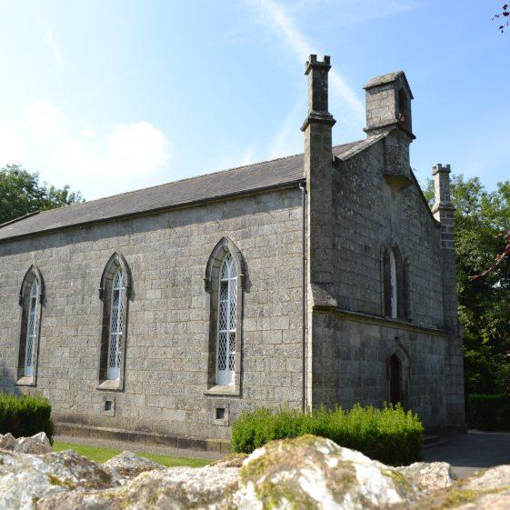 Mullinacuffe church   D. Burns