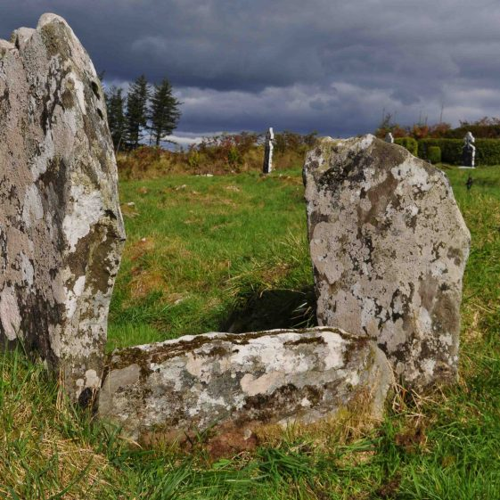 Gates of Heaven, Kilranelagh graveyard   Christiaan Corlett