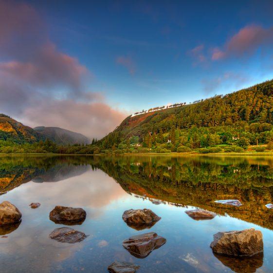 Glendalough Lower Lake | Digge Fernandez