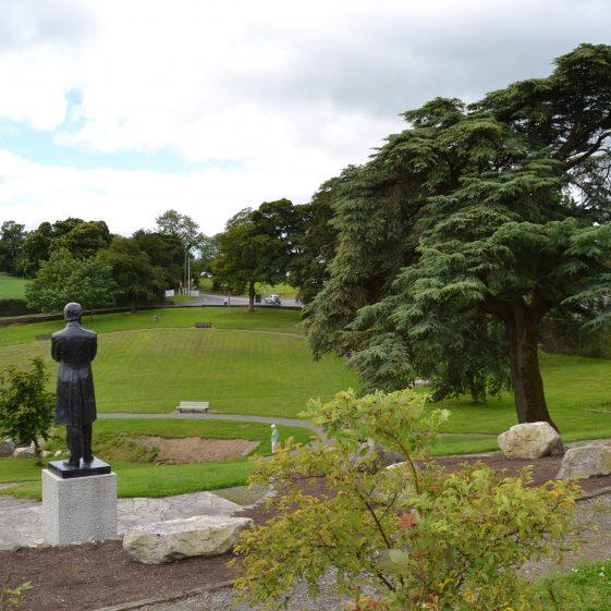 The Parnell Memorial Park in Rathdrum | D. Burns