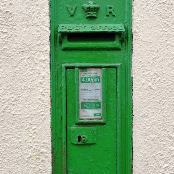 Victorian Postbox | Rathdrum Tidy Towns