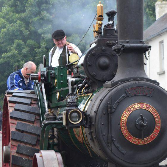 Steam Power at Hollywood   D. Burns