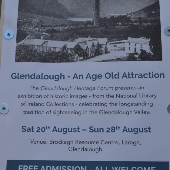 Historic Photographic Exhibition at the Brockagh Resource Centre, Laragh   D. Burns