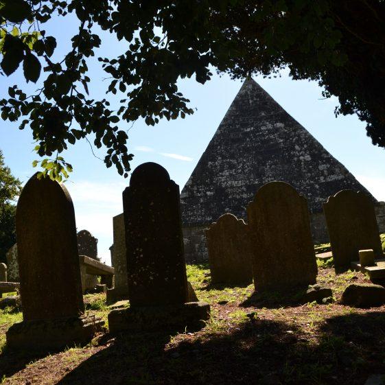 The Old Kilbride Cemetery   D. Burns