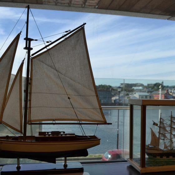 Arklow Maritime Museum   D. Burns