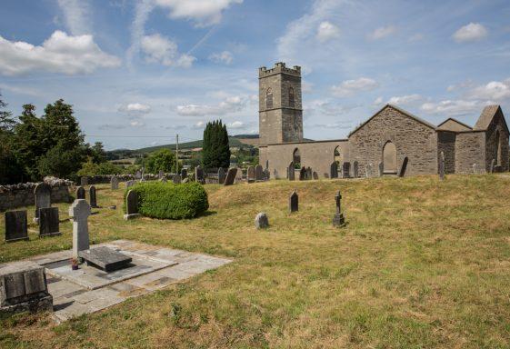 Derrylossary Church