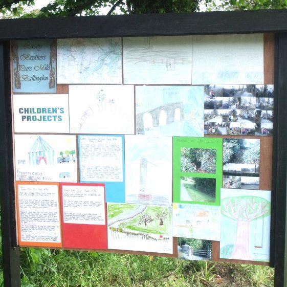 Pure Mile Project display | Ballinglen Development Committee