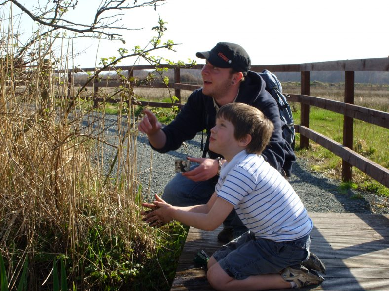Spring Migrants Workshop at the reserve | BWI