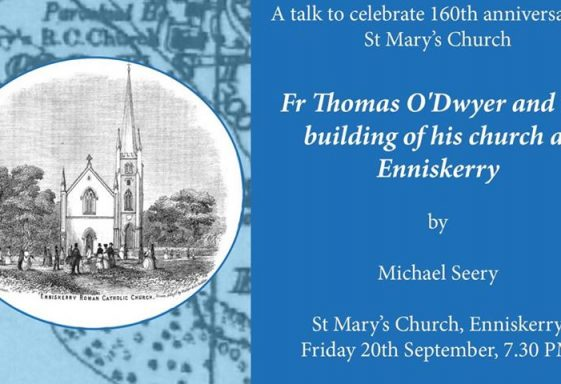 Celebrating the  160th Anniversary of St. Mary's Church