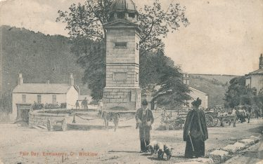 Fair Day Enniskerry | Source: Wicklow Library Service