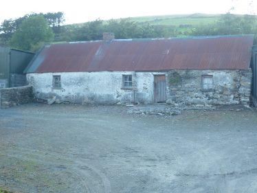 Farmhouse - 1700's - 1800's - derelict | The Askanagap Community Development Association