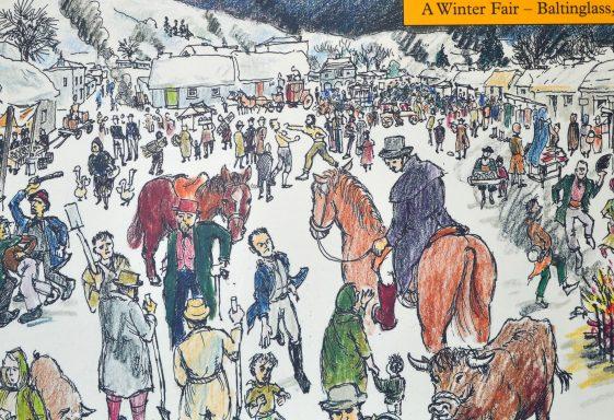 Baltinglass - A Winter Fair