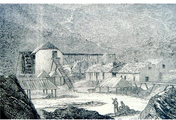 Mining in the Glendalough, Glendassan and Glenmalure Valleys