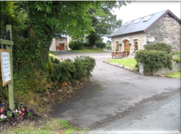 The old forge   Wicklow Way Group