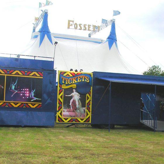Fossetts Circus | Ballinglen Development Committee