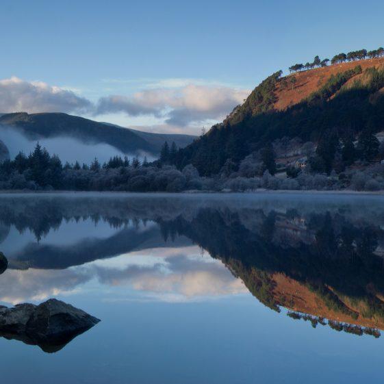 Frosty Glendalough   Darren Flynn