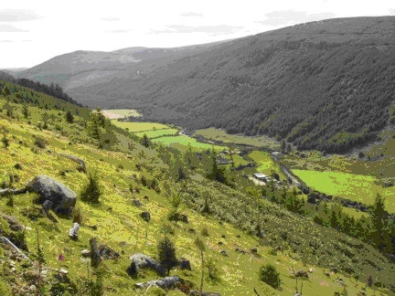 EXPLORING THE MINING HERITAGE OF COUNTY WICKLOW