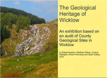 The Geological Heritage Of Wicklow