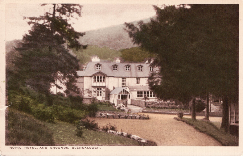 Royal Hotel, Glendalough | Wicklow County Council Library Service