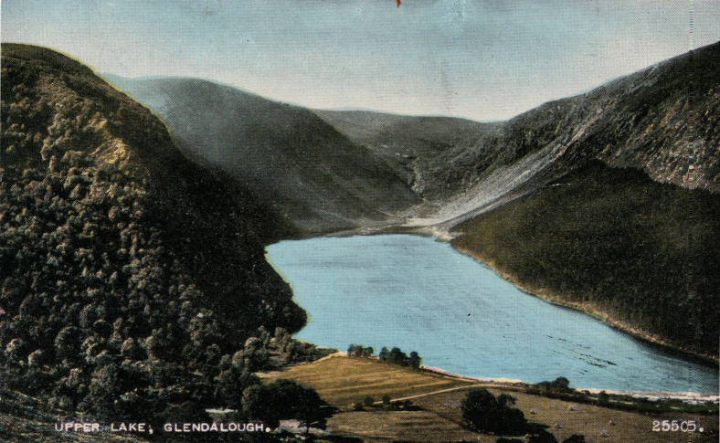 Upper Lake | Wicklow County Council Library Service