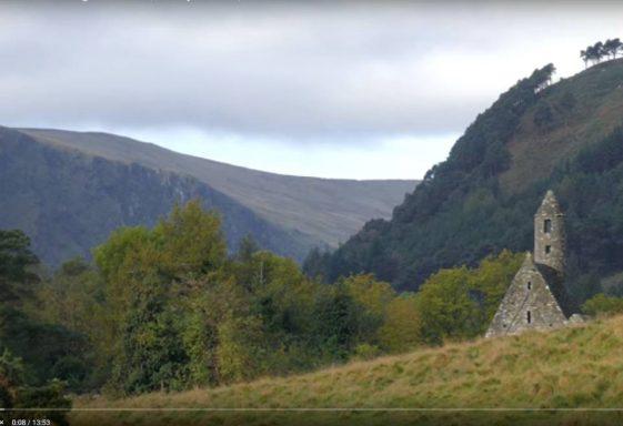 Glendalough In Autumn