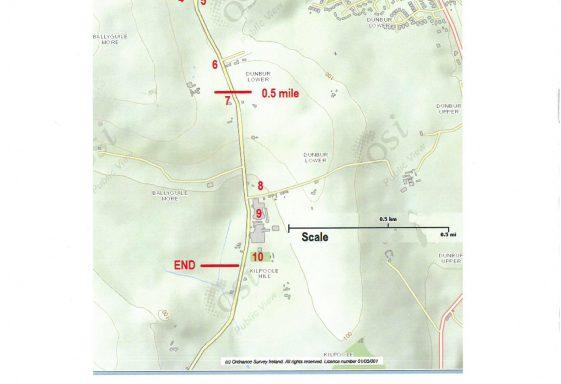 Ballyguile More/Greenhill Road PURE Mile 2013