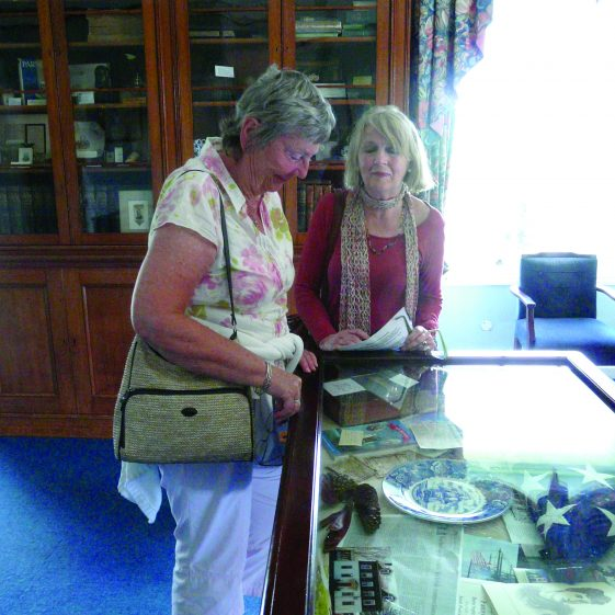 Guided Tours of Parnell's ancesteral home at Avondale | Mary Hargaden
