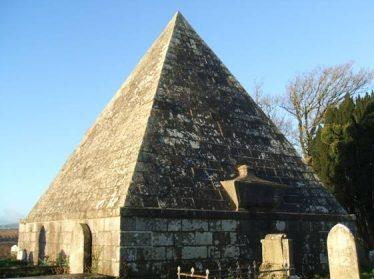 Howard Mausoleum, Kilbride, Co. Wicklow | David Bardon 2012