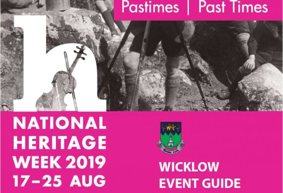 Celebrate Pastimes & Past Times in County Wicklow