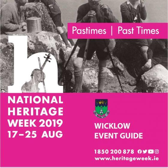 Heritage Week 2019 in County Wicklow