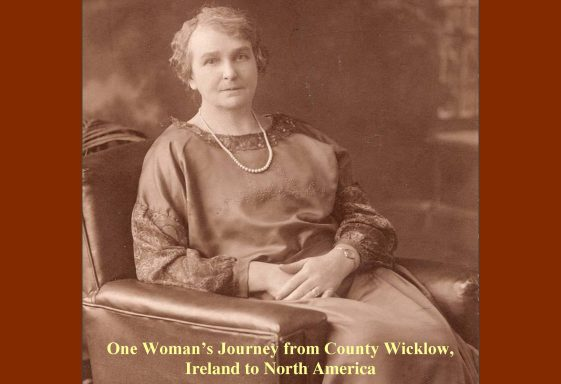 Biography of a historical Wicklow resident