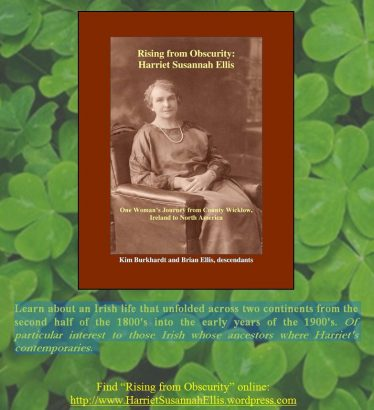 New book about 19th century Carnew lady: