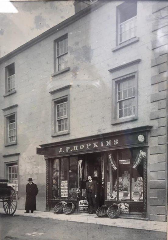 Hopkins Shop Wicklow Town   Hopkins Toymaster Facebook 2017