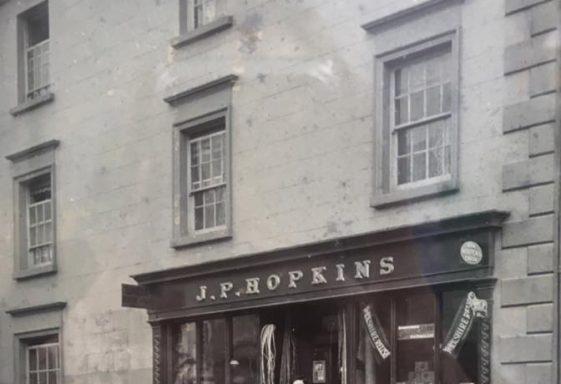 Hopkins Shop Wicklow Town