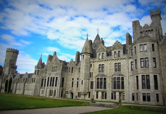 """Humewood Castle: There is nothing new about """"cost over-runs""""!"""