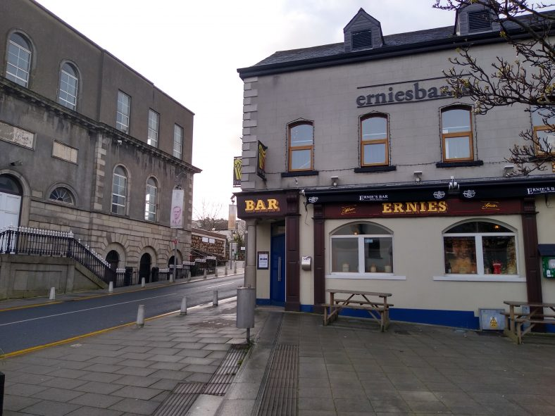 Ernies Public House/Bar | Courtesy of Student Heritage