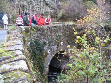 Ballycurragh Bridge   Askanagap Community Development Assoc.