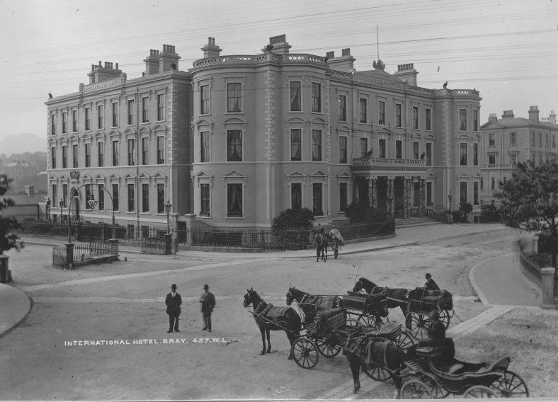 International Hotel Bray c.1900