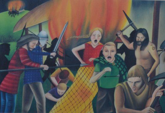 Baltinglass - An Irish Legend
