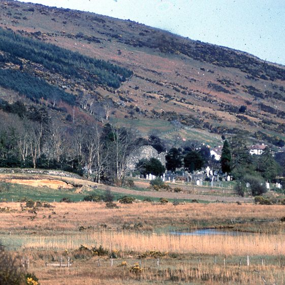 A day trip to Glendalough from 1958