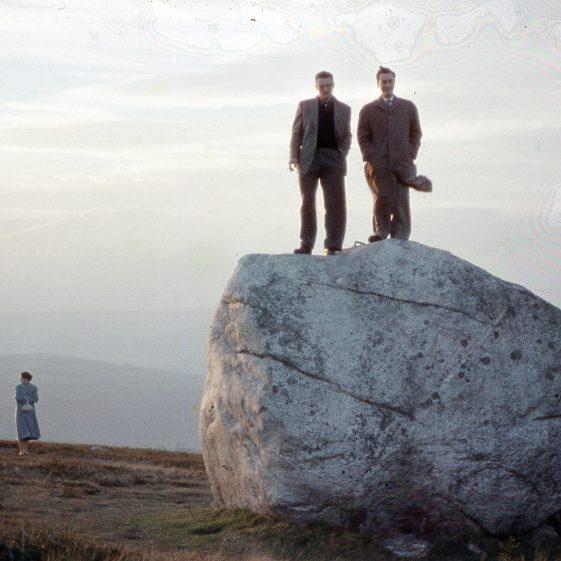 The Motte Stone