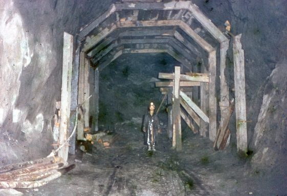 St. Patrick's Mine Avoca 1956-62