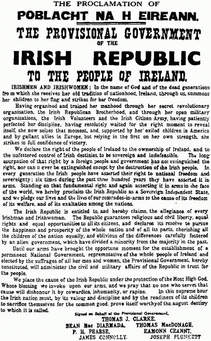 The Proclamation & The Republic