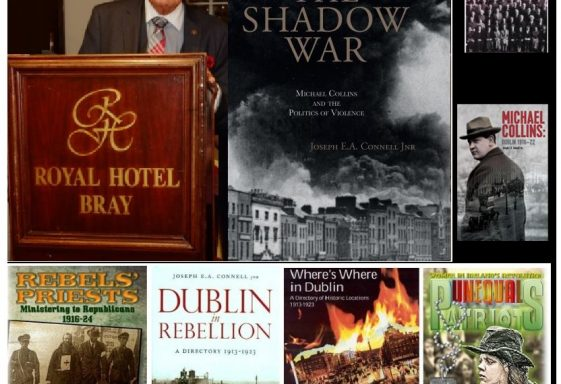 """The Shadow War"" - Michael Collins and the politics of violence"